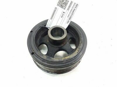 MERCEDES ML320 W164 3.0D Crankshaft Pulley 05 to 09 OM642.940 Belt 6420300103S1