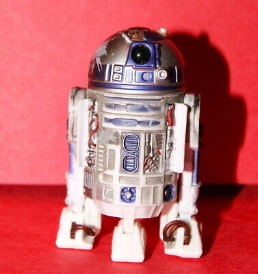 STAR WARS LEGACY R2-X2 DROID BATTLE OF YAVIN LOOSE COMPLETE