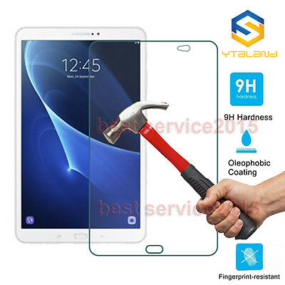 Tempered Glass Screen Protector For Samsung Galaxy Tab A 10.1 (2016) With S Pen