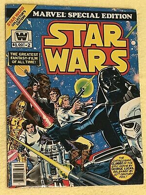 Your Choice of 100 Issues 1977 Star Wars Marvel Comic Book Series