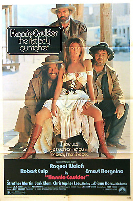 Hannie Caulder Super 8 Colour Sound 400Ft 8Mm Film Cine 2 X 200Ft Digests