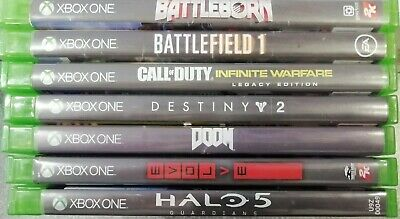 Xbox one FPS Pack Game Bundle 2 - Preowned - Fast Dispatch