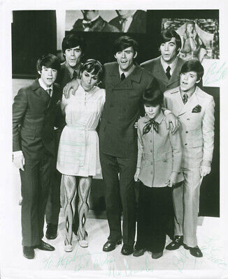 The Cowsills - Autographed Inscribed Photograph With Co-Signers