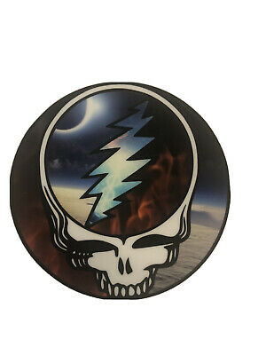 grateful dead vinyl sticker