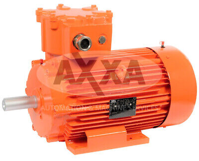 Single Phase 0.75kw Motor and Worm Gearbox 70 rpm output 25mm Hollow Bore 48Nm