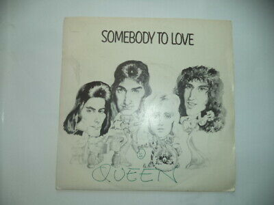queen promo. somebody to love