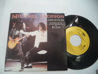 michael jackson  promo give in to me