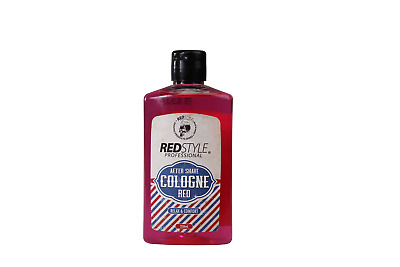 5,18€/100ml  Redstyle Professional Aftershave Cologne Red After Shave 250 ml