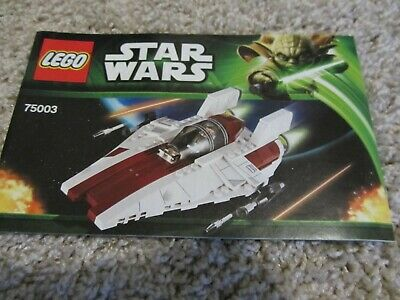 LEGO Star Wars A-wing Starfighter (75003)