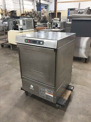 HOBART High-Temp Undercounter Dishwasher w/ Booster Heater - Model # LXiH