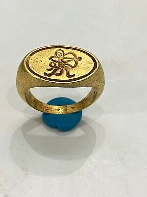 Ancient gold ring