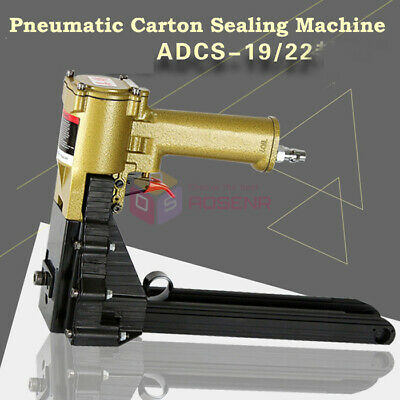 Pneumatic Carton Nail Gun Carton Closing Stapler Sealing Machine Box Air Packing