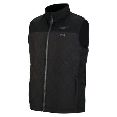 Milwaukee 303B-20XL M12 Heated AXIS Vest (X-Large/Black) (Jacket Only) New