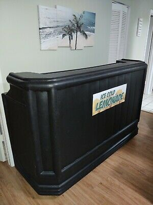 Cambro 730CP Portable Bar with Cold Plate Commercial Restauraunt