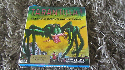 Tarantula ! Super 8 B/W Silent 200Ft Cine Film 8Mm