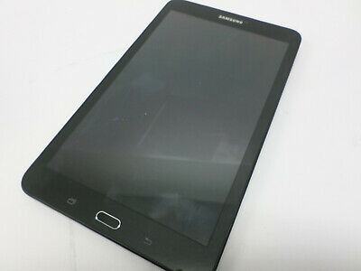 Samsung Galaxy SM-T377V - for parts, broken screen, sold as is - tablet