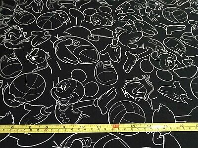 Sonic The Hedgehog Combed Cotton Fabric 50cmx75cm 20 X29 Or Metre New 4 65 Picclick Uk
