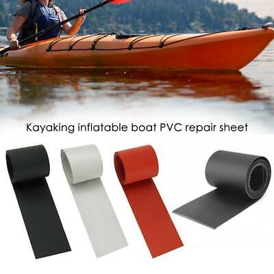 Inflatable Boat Kayak Dinghy Special Repair Patch Kit Glued PVC Patch Tools UK