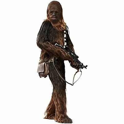 Movie Masterpiece Star Wars Episode 4 / A New Hope Chewbacca 1/6 scale plastic
