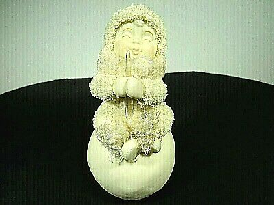 "Department 56 SNOWBABIES /""ICICLE TREAT/"" NIB FREE SHIPPING"