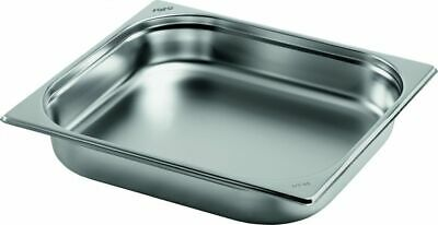 Gastronorm Stainless Steel Model Top Line 2/3 Gn 65 MM Deep Gn-Containers