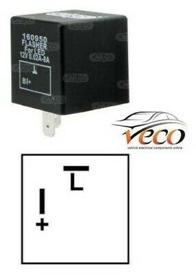 Remplacement 12 V Haute Performance Heavy Duty Split Charge Relais Commutateur 160922