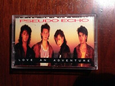 Love an Adventure by Pseudo Echo Cassette