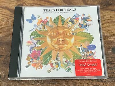 Tears For Fears: Tears Roll Down Greatest Hits preowned cd
