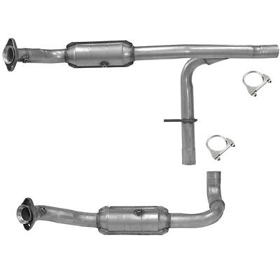2006-2008 LINCOLN Mark LT 5.4L Catalytic Converter RWD 2 PIECES