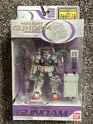 Bandai Mobile Suit Gundam Fighter RX-79 RX79 GM Head Action Figure MSIA