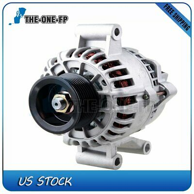 For Ford Excursion 2005 F150 F250 F350 F-series Pickup Alternator AFD0138 110Amp