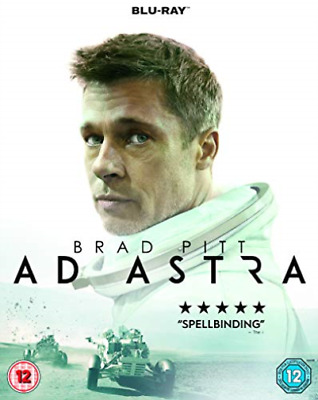 Ad Astra Bd DVD NEW