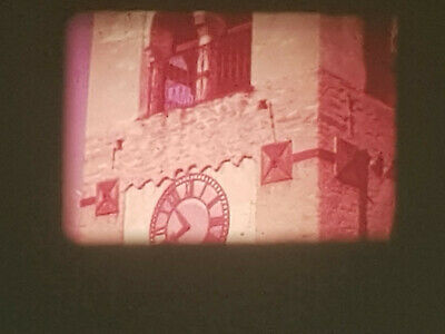 Home Movie - Chemineux Switzerland 1970'S  200Ft Std 8 8Mm Cine Film Colour