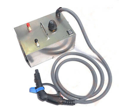 220V 3 in 1 Household Hot/Cold Water Steam Cleaner Tool Steam Cleaning Machine