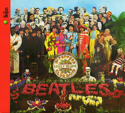 The Beatles - Sgt Peppers Lonely Hearts Club Band (2009 Remaster) [Cd] New