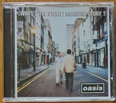 Oasis - (What's The Story) Morning Glory (CD Album) - Zustand Sehr gut