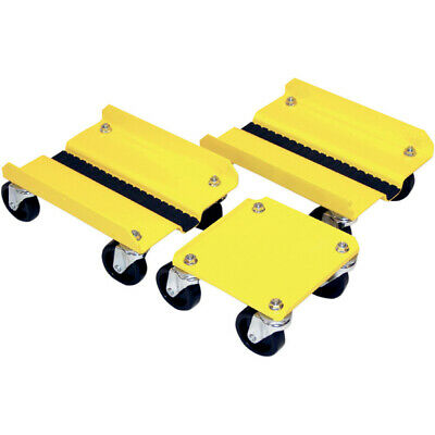 Super Caddy Dolly Pro Yellow | PC-200YL