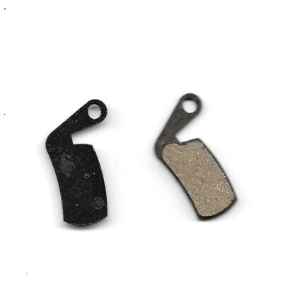 EXO Disc Brake Replacement Pads by TBS. Clarks SX Skeletal