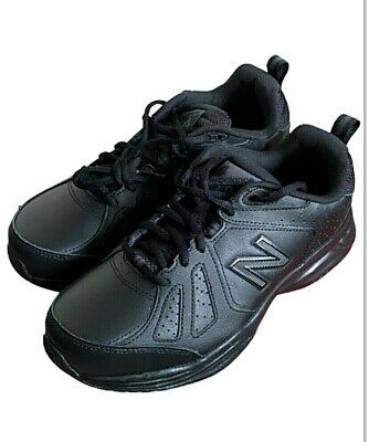 New Balance Mens 624v5 Training Gym Fitness Shoes Black Sports Width EE
