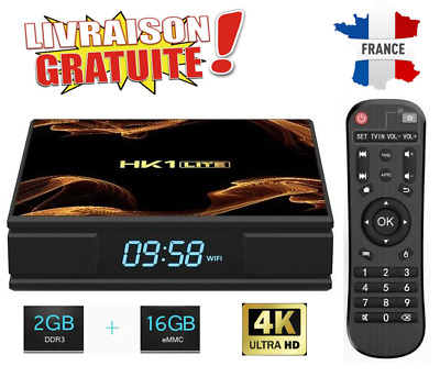 Box tv Android HK1 lite 2g 16g Android 9.0