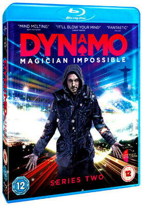 [DISC ONLY] Dynamo - Magician Impossible: Series 2 Blu-ray (2012) Dynamo
