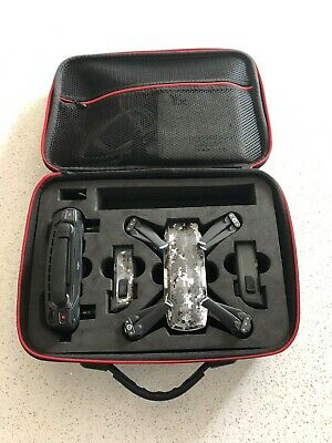 DJI Spark Quadcopter and Controller Combo + EXTRAS