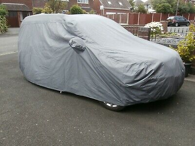 Skoda Yeti (09-17) Heavy Duty Waterproof Cotton Lined Car Cover
