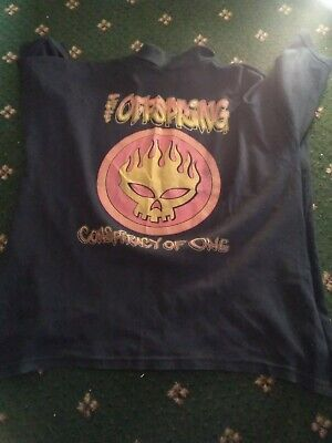 Vintage Band Tshirt-- THE OFFSPRING