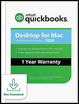New QuickBooks 2020 For MAC🔥Instant eDelivery🔥✅ 5 USER ✅ LIFETIME ACTIVATED🔥