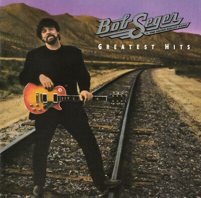 Bob Seger & The Silver Bullet Band – CD Greatest Hits BRAND NEW SEALED CD