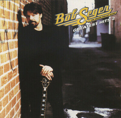 Bob Seger & The Silver Bullet Band – CD Greatest Hits 2 BRAND NEW SEALED CD