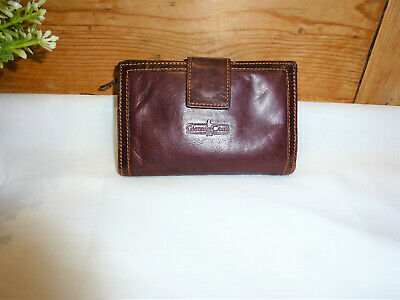 Gianni Conti Leather Purse/Wallet