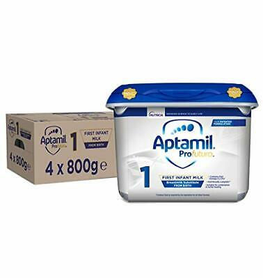 Aptamil Profutura Stage 1 First Infant Milk Powder 800 g (Pack of 4)