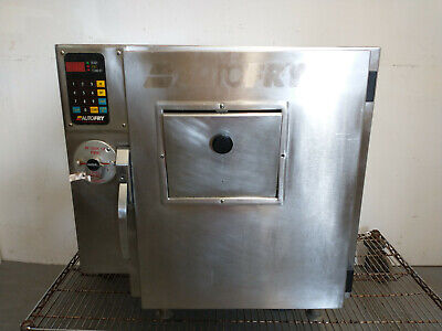 AUTOFRY Ventless Fryer, No Hood/ Vent Needed, Food Truck Friendly, 240V, MTI-10